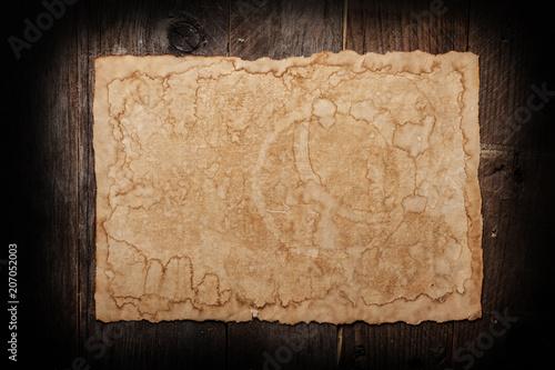 Vintage blank paper - 207052003