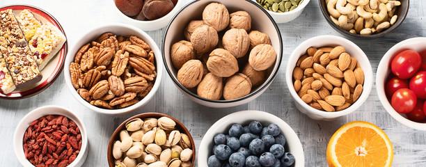 Healthy snacks © bit24