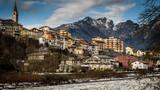 Belluno at winter - 207111827
