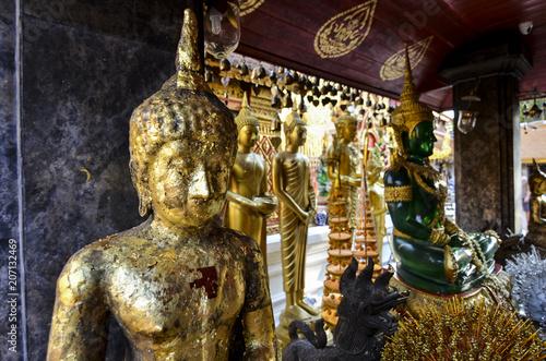 Aluminium Thailand Wat phra that doi suthep temple