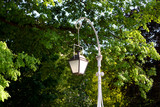 Street lamp in the old style. - 207138046
