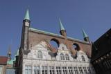 Lübeck, Hansestadt, Rathaus,