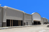 Long New Retail Strip Under Construction - 207179223