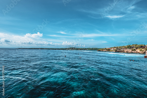 Fotobehang Tropical strand Bali, Nusa Penida, Nusa Lembongan & Nusa Ceningan