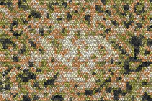 Fotobehang Abstractie абстрактная разноцветная текстура
