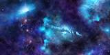 бескрайний космос © zeleniy9