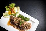 yum herb shrimp seafood  - 207242832
