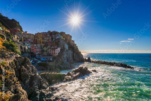 Aluminium Liguria Manarola Italy