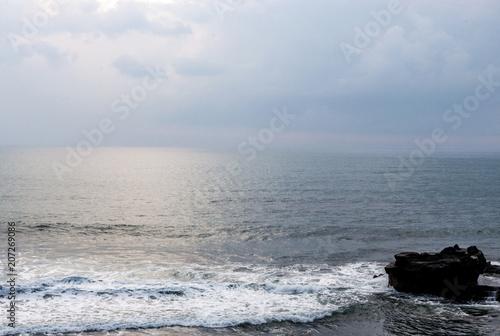 Plexiglas Bali Ocean view