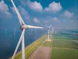 windmill park offshoere wind mill farm  - 207270666