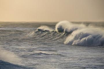 tempête sur la Bretagne © Christophe