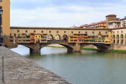 Aluminium Florence Ponte Vecchio