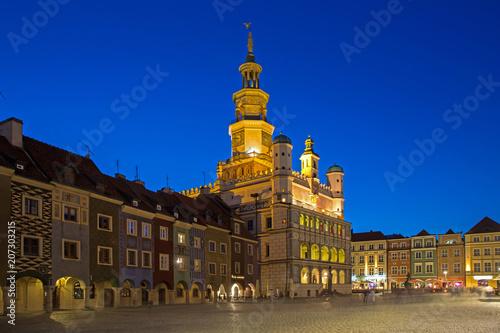Poznań, Stary Rynek z Ratuszem