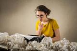 Writer at work - 207310208