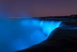 Niagara Falls by Night Canada very close