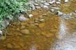Gooseberry River water rocks