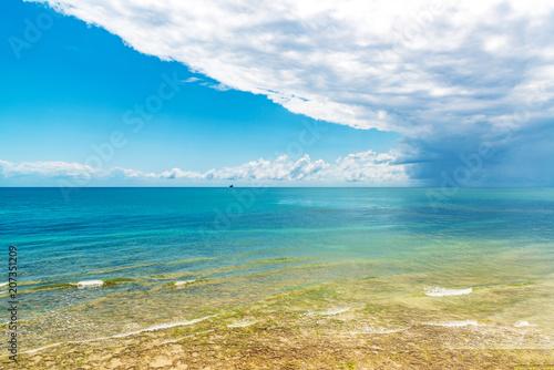 Aluminium Zanzibar Zanzibar Coast Landscape in Zanzibar Island, Tanzania.