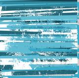 grunge stripes background design - 207351603
