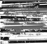 grunge stripes background design - 207351632