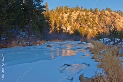 Fotobehang Herfst Rocky Mountain NP