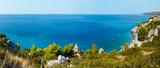 Summer sea coast (Halkidiki, Greece). - 207373886