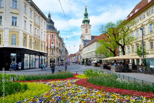Foto Murales City of Graz, Austria