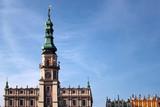 Town Hall of Zamosc, Eastern Poland