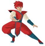 manga anime hero - 207416088