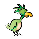 tropical bird colors