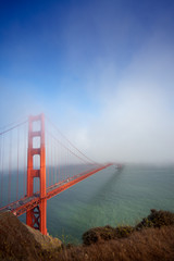 Golden Gate Bridge © bartsadowski