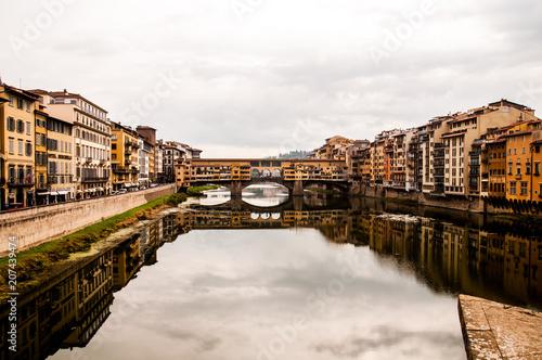 Aluminium Florence Ponte Vechio