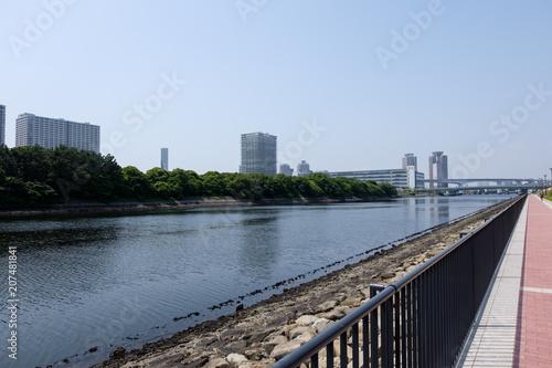 Foto Murales 豊洲ぐるり公園