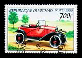 1919 Citroen 5CV, Antique automobiles serie, circa 2000