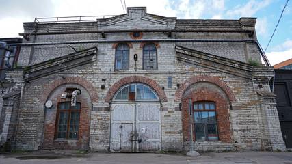 Telliskivi - Soviet Brutalist Architecture in Tallinn, Estonia
