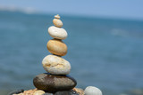 gorgeous sequined zen stones