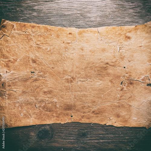 Vintage blank paper - 207550495