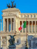 Monument Nazional a Vittorio Emanuele II, Rome, Italy - 207606864
