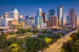 Houston, Texas, USA Skyline - 207633603