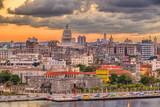 Havana, Cuba Skyline - 207636231
