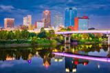 Little Rock, Arkansas, USA Skyline - 207637870
