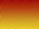 Abstract Pattern Background Yellow Red