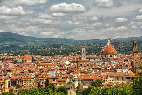 Aluminium Florence Travel Nature Vacantion Holiday Tourist