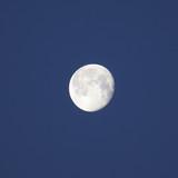 Three Quarter Moon 2