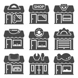 Black icon collection - School education - 207712852