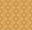 Seamless Damask Wallpaper  - 207714050