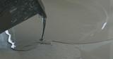 applying self leveling floor - 207732052