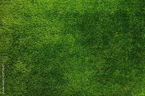 Leinwanddruck Bild Fußball Spielfeld Hintergrund (rasen)