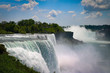 Niagra Falls from the United States View