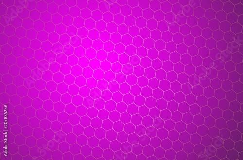 Fotobehang Abstractie Art Bright gradient vector background