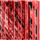 grunge abstract stripes background design - 207867215